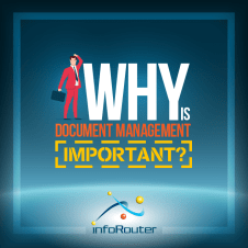 why is document management important