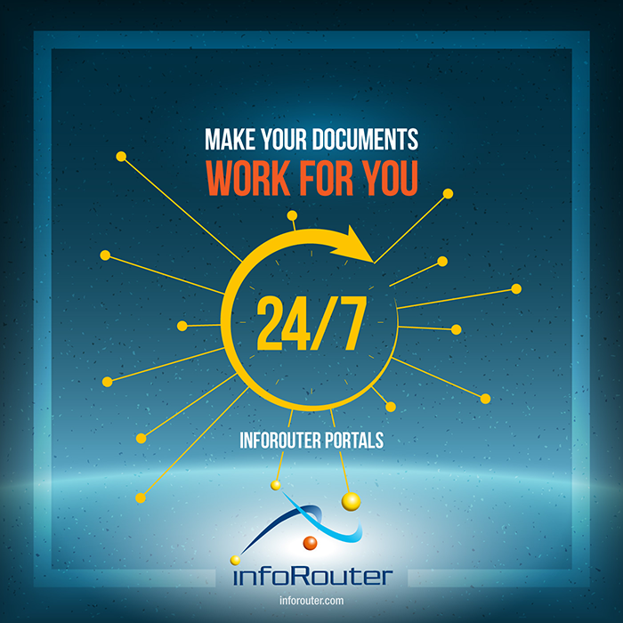 Make your documents work for you 24/7